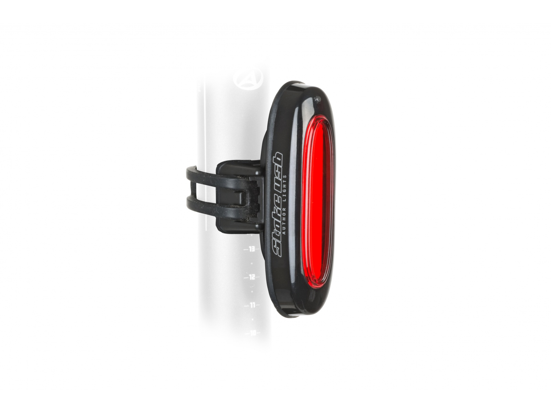 AUTHOR Světlo zad. A-Stake USB 40lm
