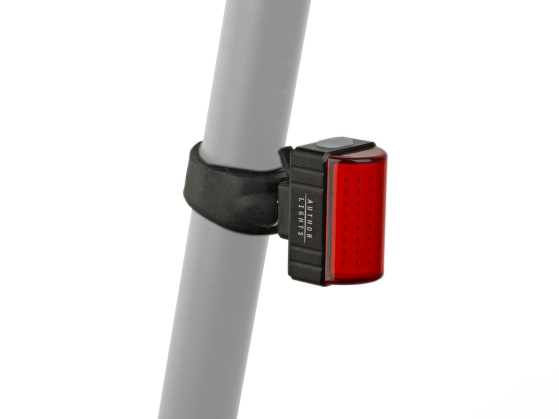 AUTHOR Světlo zad. A-Square USB CobLed 100 lm