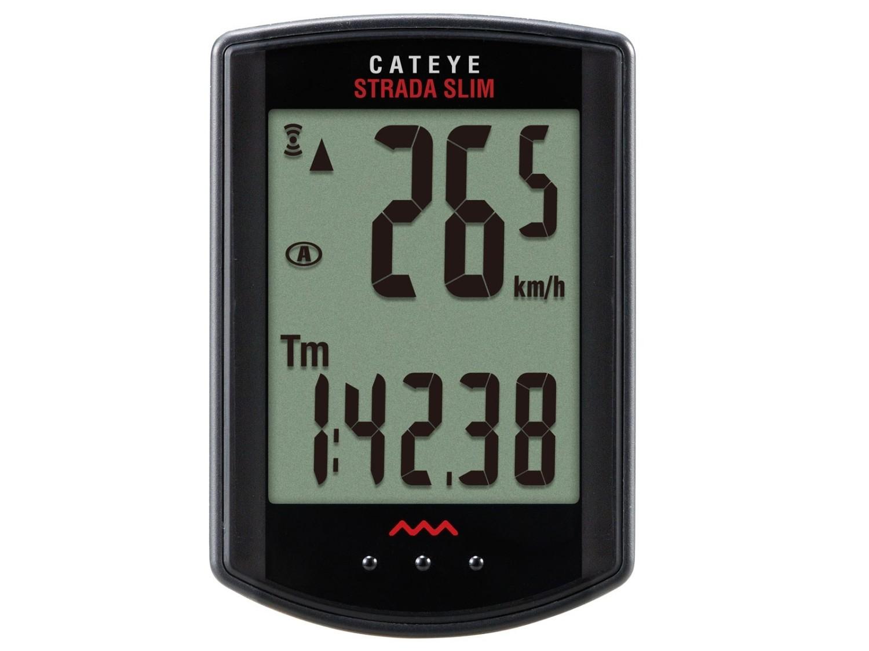 CATEYE Cyklopočítač CAT Strada Wireless - MTB (RD310W)