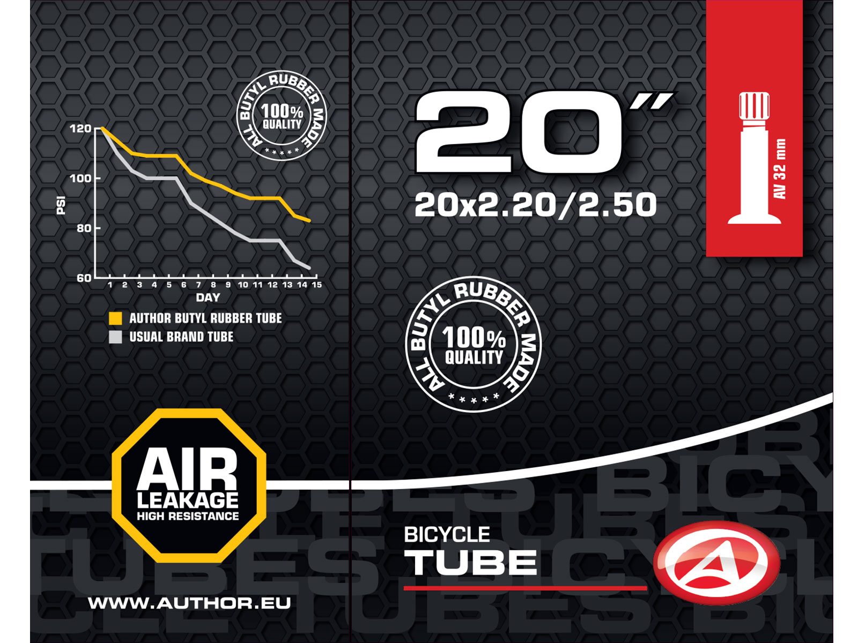 """AUTHOR Duše AT-CMP-20"""" Wide AV32"""