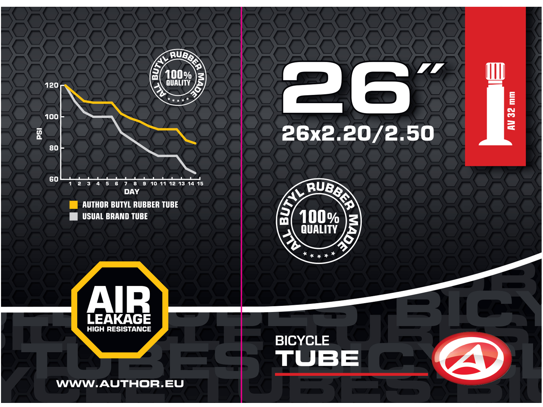 "AUTHOR Duše AT-MTB-26"" Wide AV32"