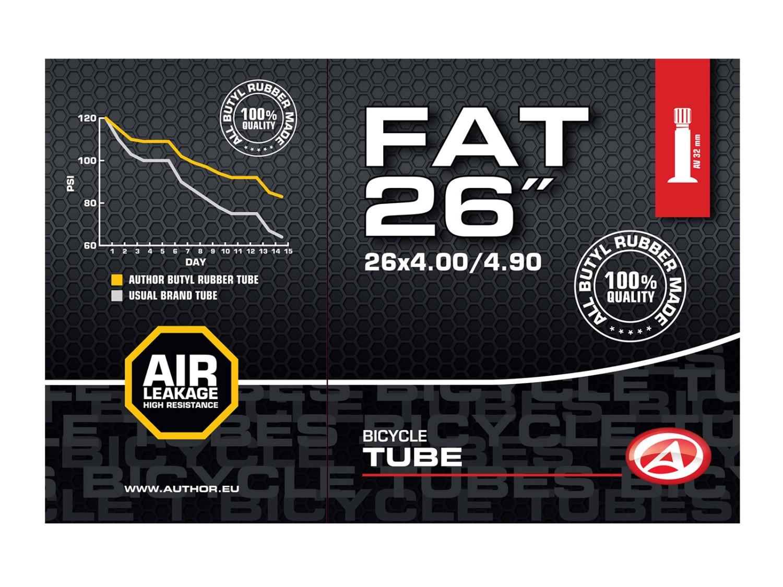 """AUTHOR Duše AT-MTB-26"""" Fat AV32"""